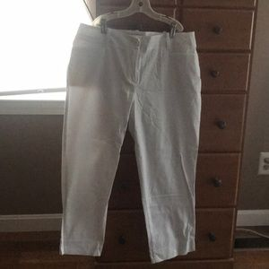 White Talbots Trousers